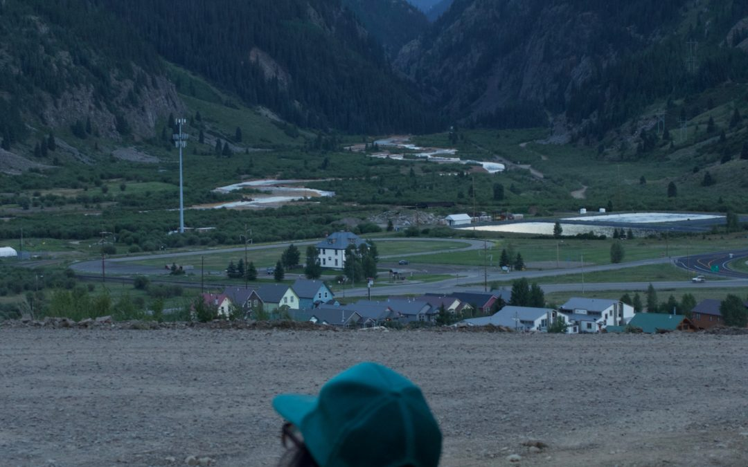 Hardrock 100: My Knee Hurts