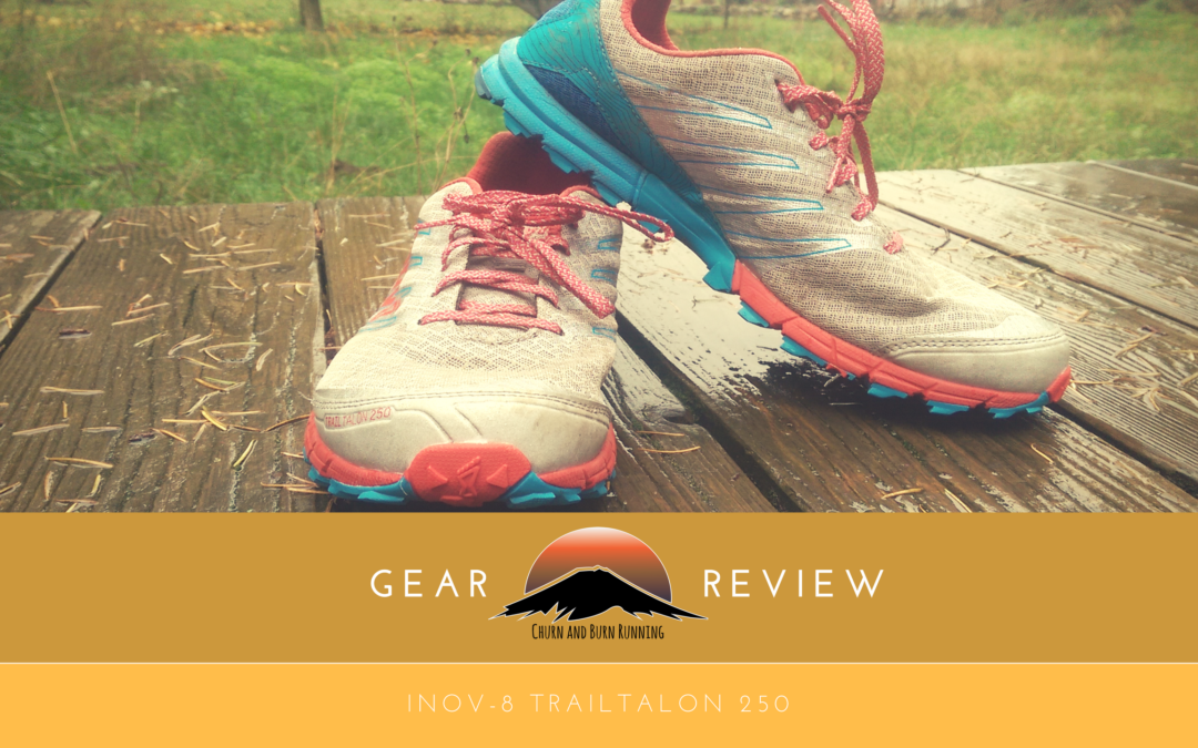 Gear Review: inov-8 TRAILTALON 250
