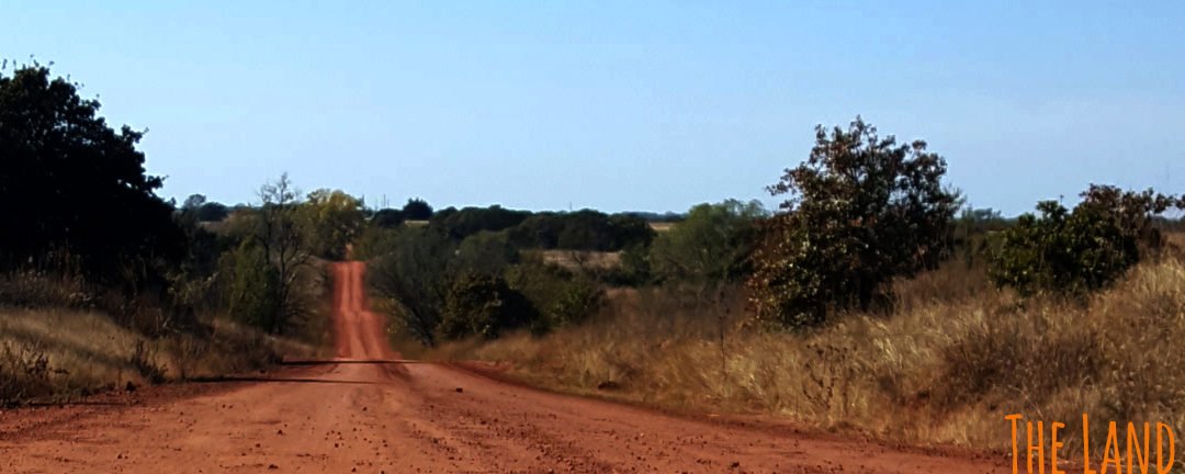 dirt road from the lr 50k track