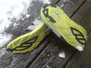 picture of Hoka One Tracer Midsole Material
