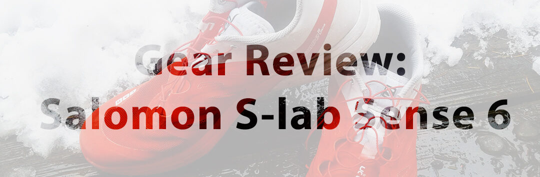 Gear Review: Salomon S-lab Sense 5 SG