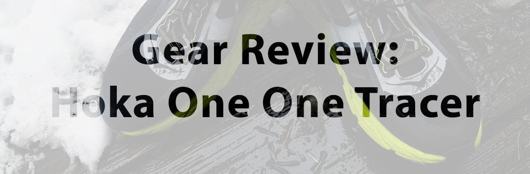 HOKA ONE ONE Tracer Feature Image